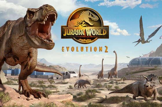 Jurassic World Evolution 2 se estrena en PC y consolas