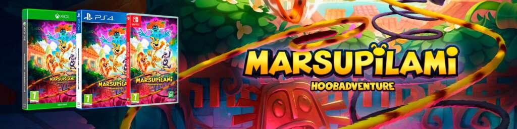 Marsupilami: Hoobadventure!