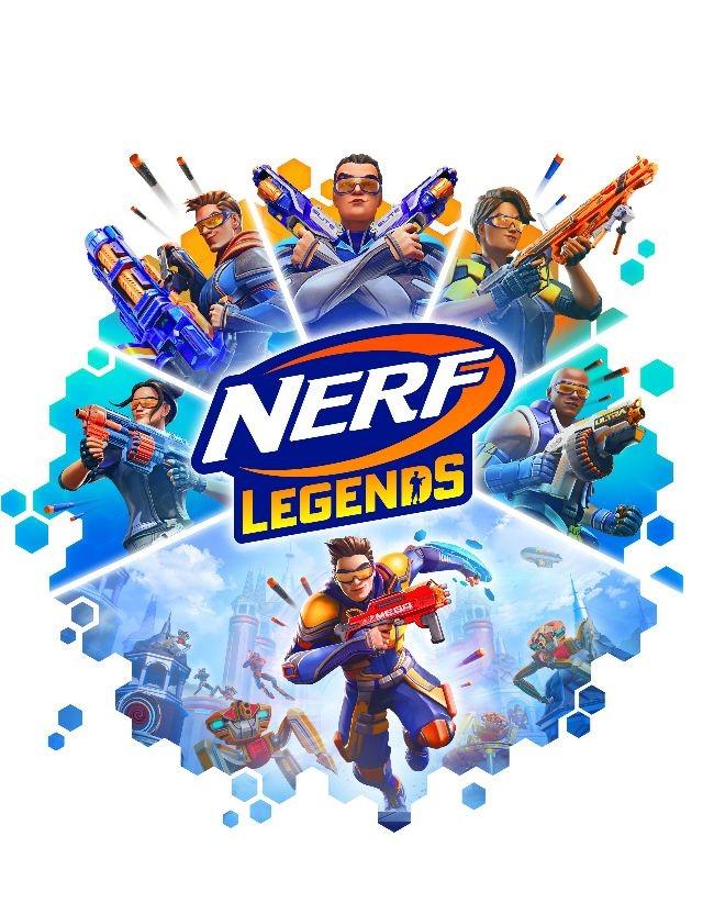 ¡NERF Legends