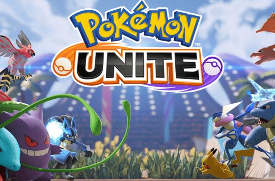 Pokémon Unite ya tiene actualización