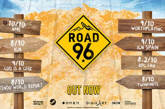 Road 96 ya disponible en Steam y Nintendo Switch