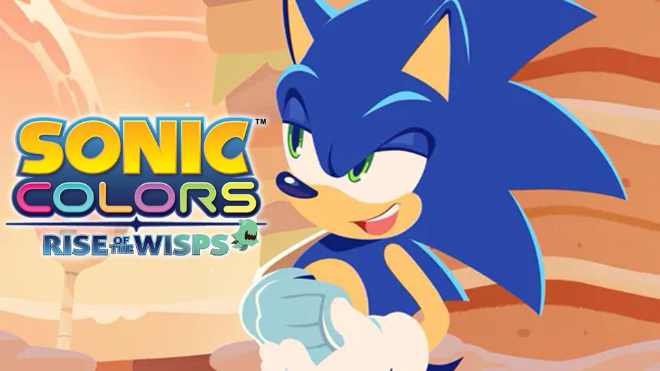 Primer episodio de Rise of the Wisps, la serie animada de Sonic Colours: Ultimate