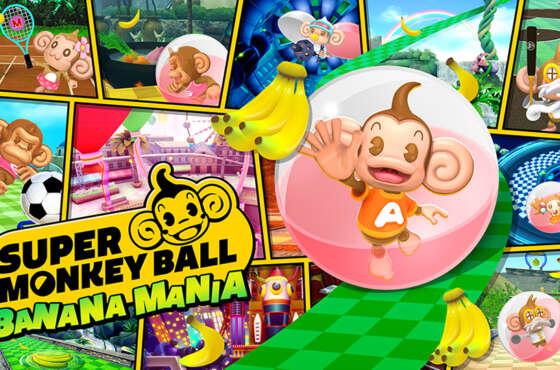 Super Monkey Ball Banana Mania incorpora a Beat de Jet Set Radio