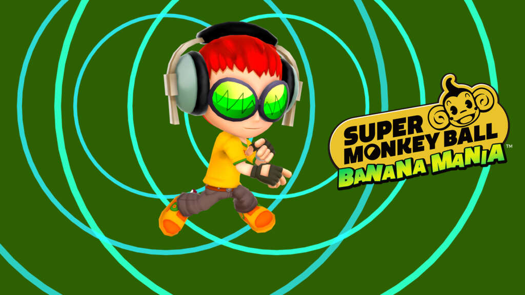 Super Monkey Ball Banana