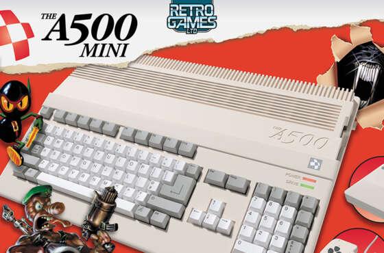Retro Games anuncia THEA500 Mini