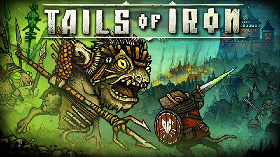 Tails of iron ya está disponible