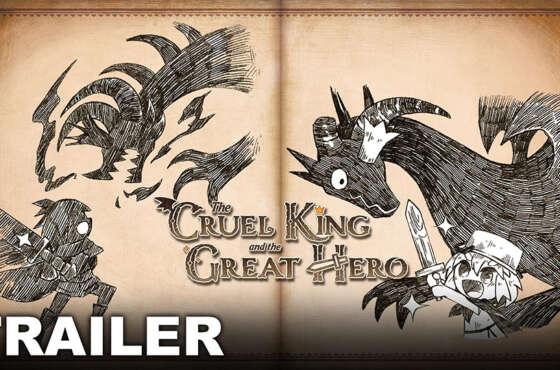 The Cruel King and the Great Hero, ya tiene nuevo tráiler
