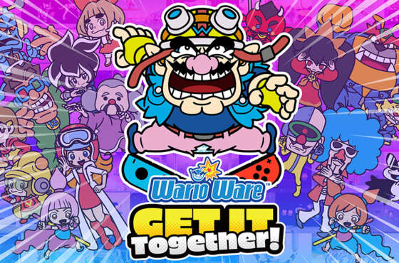 Descubre los microjuegos más locos de WarioWare: Get It Together!
