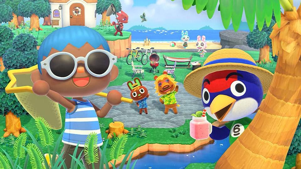 Animal Crossing: New Horizons Update 1.11.1