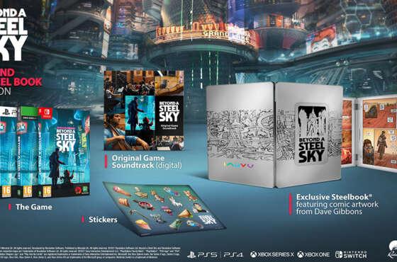 Beyond a Steel Sky llegará a las consolas el 30 de noviembre