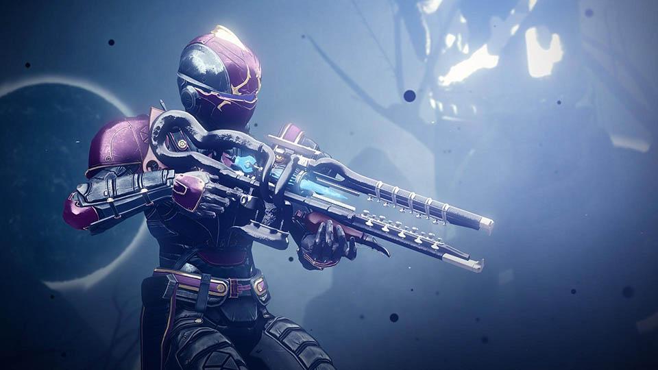 Empuña la oscuridad en Destiny 2 con el arma excepcional Cetro de Ager