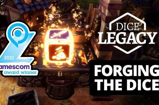 Dice Legacy consigue el galardón de Juego Más Original de la Gamescom