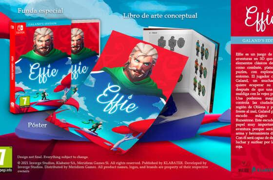 Effie fija su fecha de lanzamiento