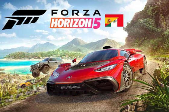 Playground Games revela la primera lista de coches de Forza Horizon 5