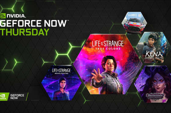 GeForce NOW recibirá 34 juegos en septiembre