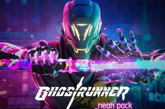 El DLC gratuito de Ghostrunner