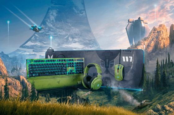 Halo Infinite de Razer