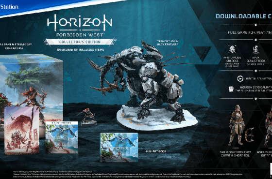 Horizon Forbidden West ya está disponible para reserva