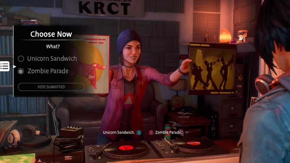 La función Crowd Choice de Twitch llega a Life is Strange: True Colors