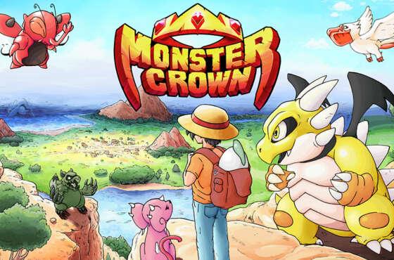 Monster Crown se prepara para el lanzamiento