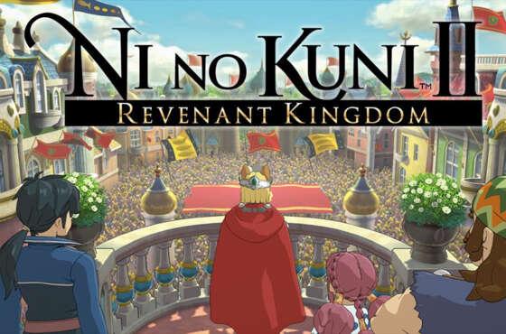 Ni no Kuni II: Revenant Kingdom PRINCE'S EDITION ya está disponible para Nintendo Switch