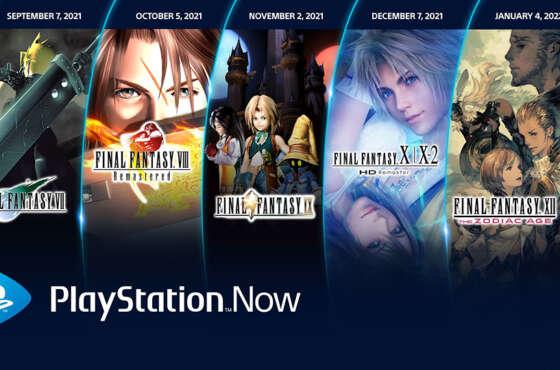 Novedades del mes de septiembre para PlayStation Now