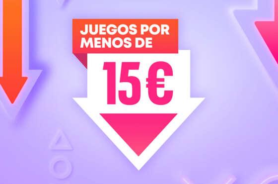 Ya disponible Juegos por Menos de 15€ en PlayStation Store