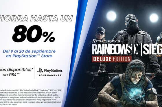 Rainbow Six Siege se une a los PS4 Tournaments: Open Series