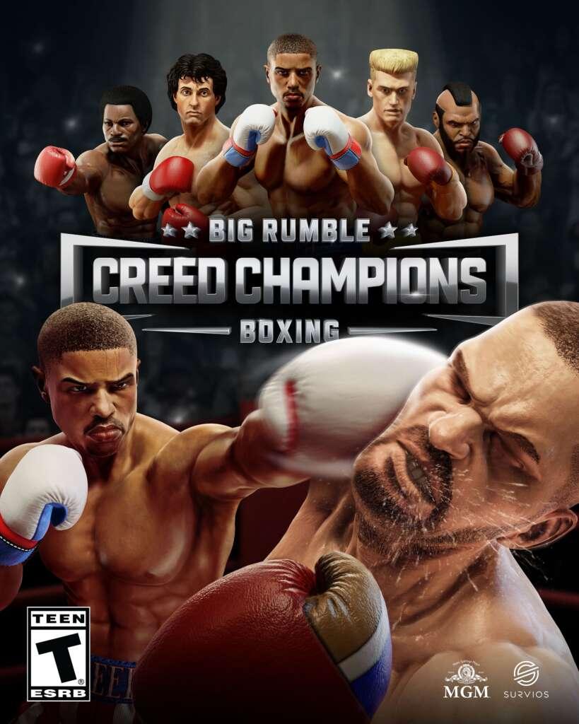 Rumble Boxing Creed Champions