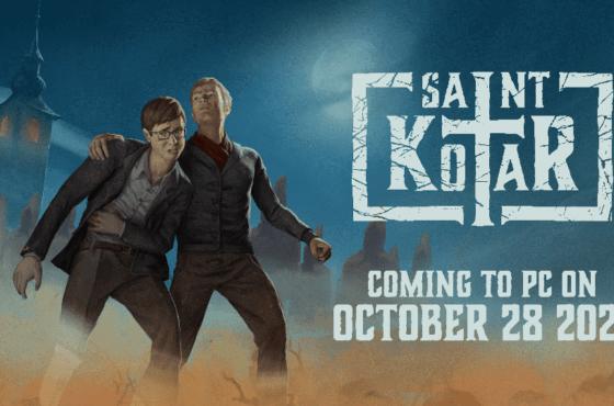 Saint Kotar llegará el 28 de octubre