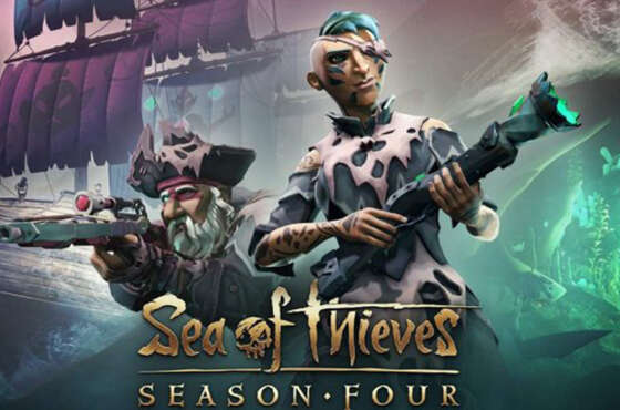 Ya está aquí la cuarta temporada de Sea of Thieves