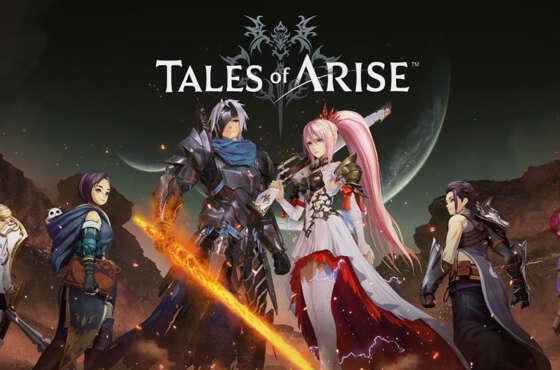 Tales of Arise ya está disponible