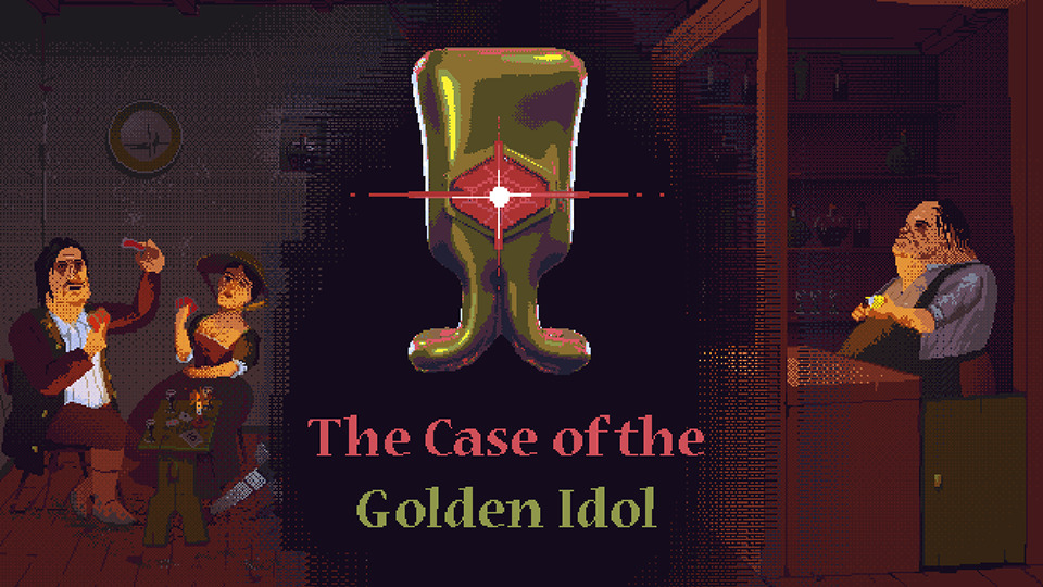 The case of the Golden Idol