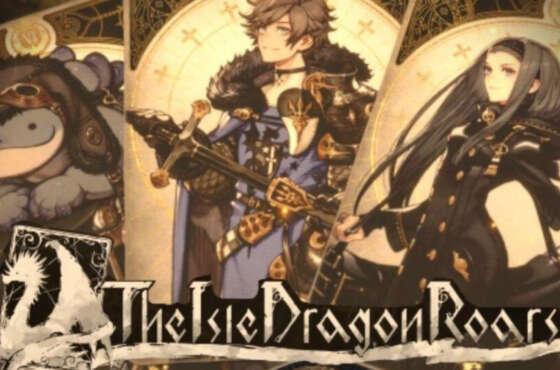Voice of Cards: The Isle Dragon Roars el nuevo RPG de Square Enix
