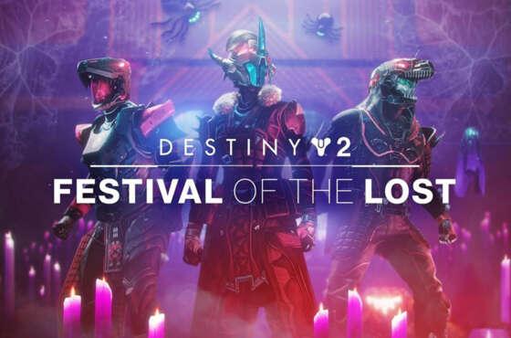 La Fiesta de las Almas Perdidas ha vuelto a Destiny 2