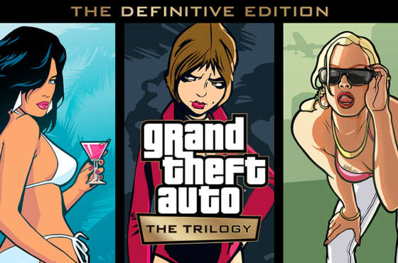 Grand Theft Auto: The Trilogy – The Definitive Edition próximamente
