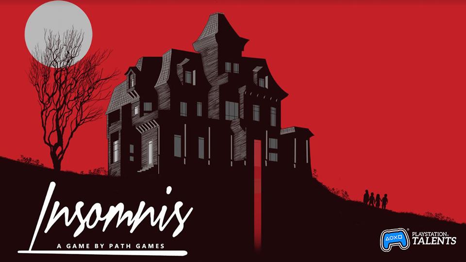 Insomnis, un nuevo juego de terror llega a PS4 y PS5
