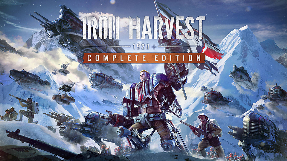 Iron Harvest Complete Edition ya disponible en PlayStation 5 y Xbox Series S/X