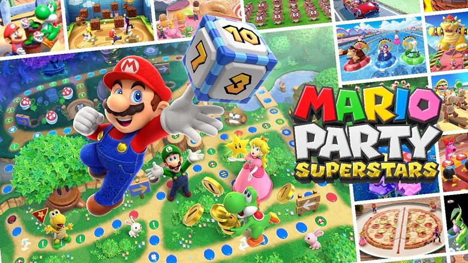 Mario Party Superstars, una fiesta multijugador como las de 1999