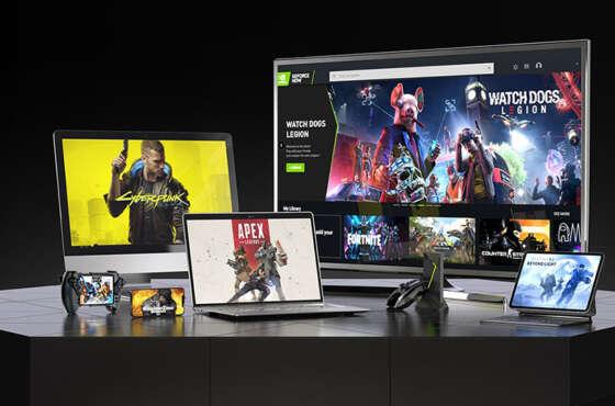 NVIDIA presenta el juego en la nube de nueva generación