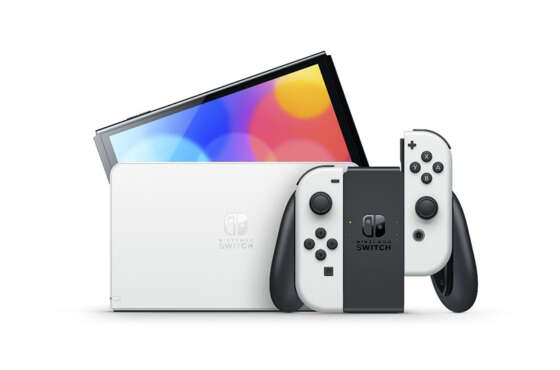 Luce tus colores con Nintendo Switch – Modelo OLED