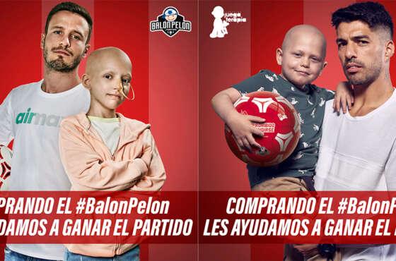 La Fundación Juegaterapia y FIFA 22 presentan las nuevas skins de los Balones Pelones