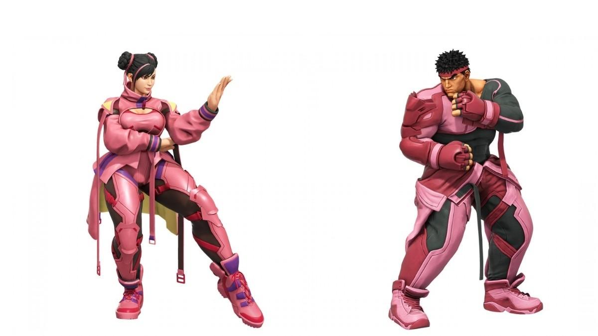 Street Fighter V - Fundación investigación del Cáncer de Mama