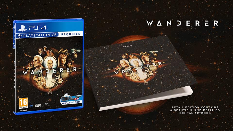 Wanderer llegará en formato físico para PlayStation VR en diciembre