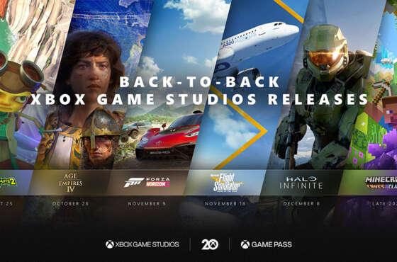 Xbox celebra tres meses épicos de grandes lanzamientos